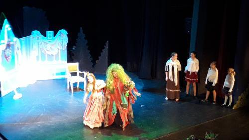Hálkovo divadlo Nymburk