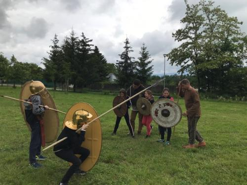 Archeologický den na Pičhoře