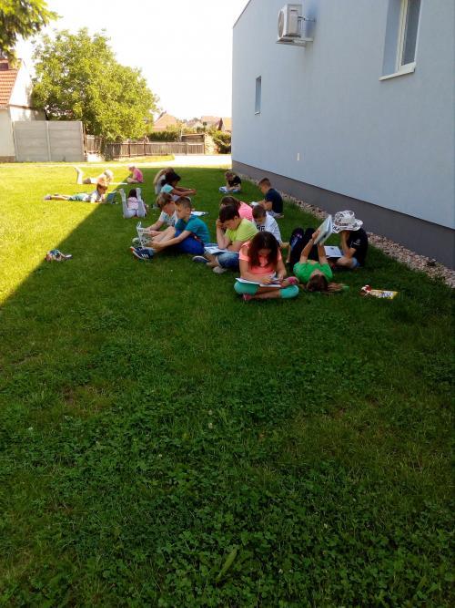 Učíme se venku