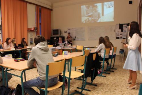 Erasmus+ moderní technologie nám usnadňují učení