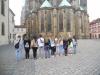 Obdivujeme katedrálu svatého Víta.