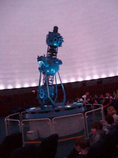 Planetárium 8.2.2011