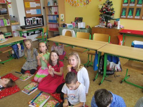 Vánoce ve třídě